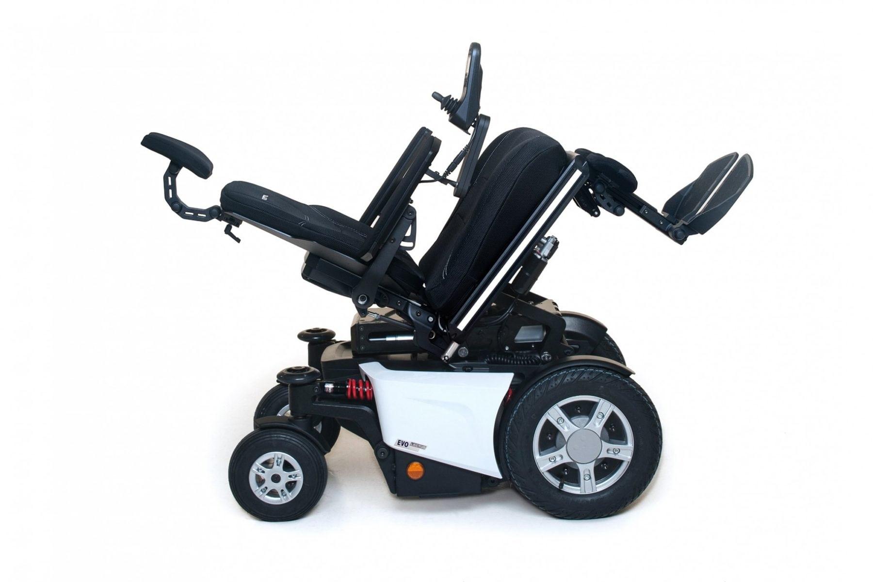 Powered Wheelchairs Smart Wheelchairs