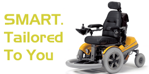Look at SMART Wheelchairs Latest Products